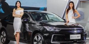 立足北京 BEIJING汽车携三款纯电车型参展EVTec China 2020